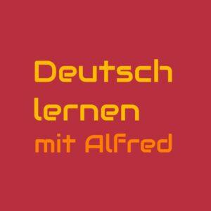 Deutsch lernen mit Alfred by StudySpace.AT - Deutsch Lernen in Wien - Deutsch Nachhilfe Wien - Deutsch Privatunterricht in Wien